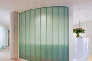 Profilit glas tandartspraktijk