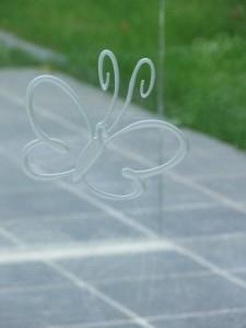 designglas zandstralen op glas D&O Franeker