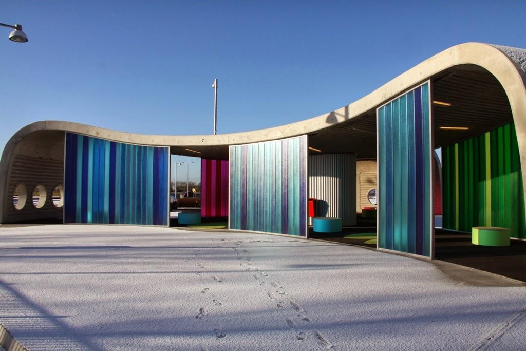 Linit architectonisch u-glass