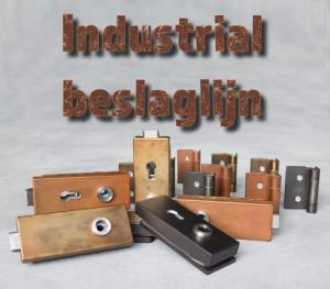 industrieel deurbeslag beslaglijn