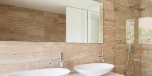 Spiegels Mirropane badkamerspiegel