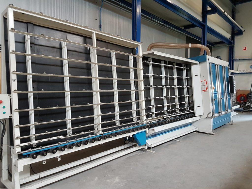 Wasmachine voor glas Forel
