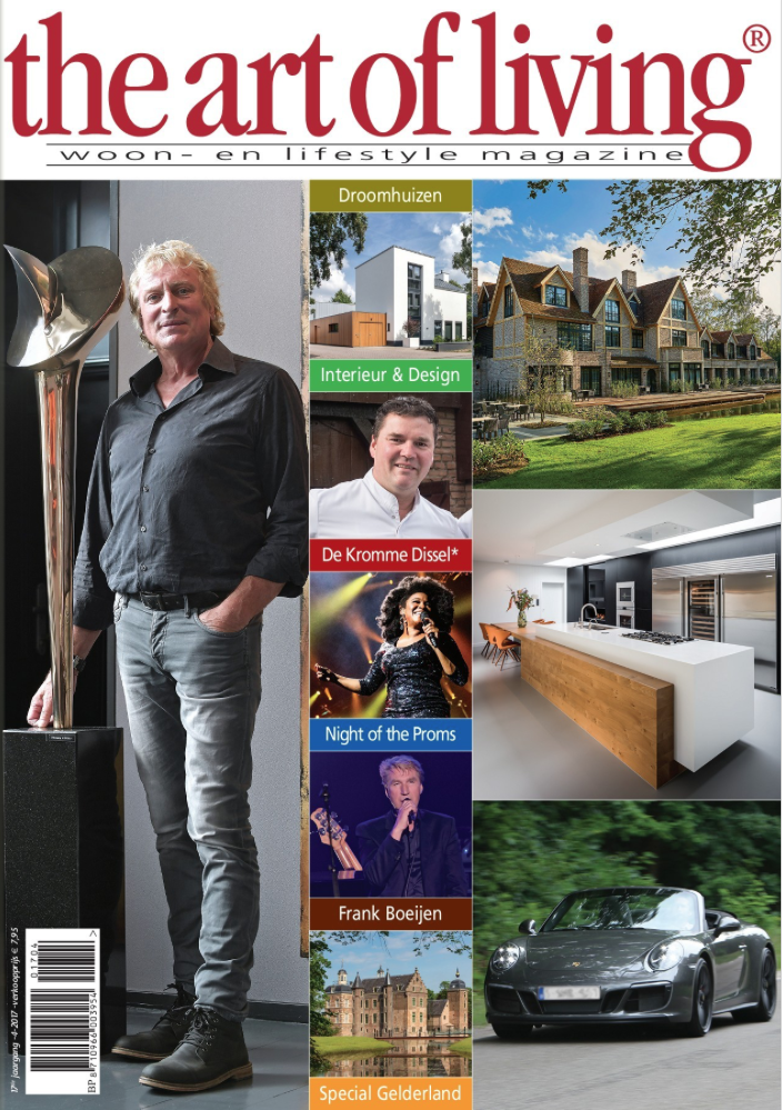 Aluminium kozijnen Heerenveen - The Art of Living