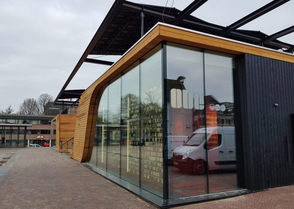 drievoudige beglazing Fryslân glaszetter