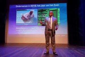 Adjiedj Bakas Symposium Franeker
