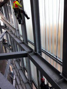 kitten glaspanelen hulpwarmtecentrale Amsterdam